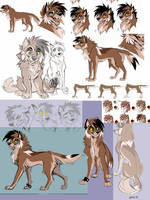 Vlad the Woofle concepts by Synthucard