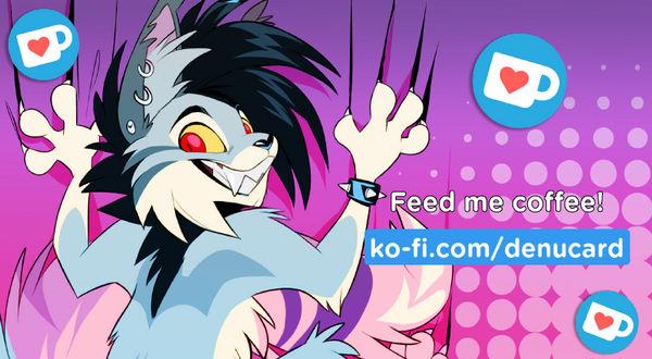 I'm on Ko-Fi!