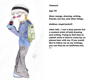 Tehanu3's Profile Picture