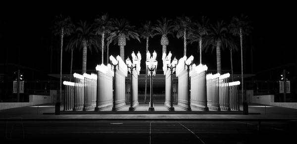 Urban Lights At LACMA By Leographics ...