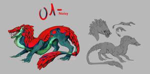 Redesign 01 - Noisy [OPEN]