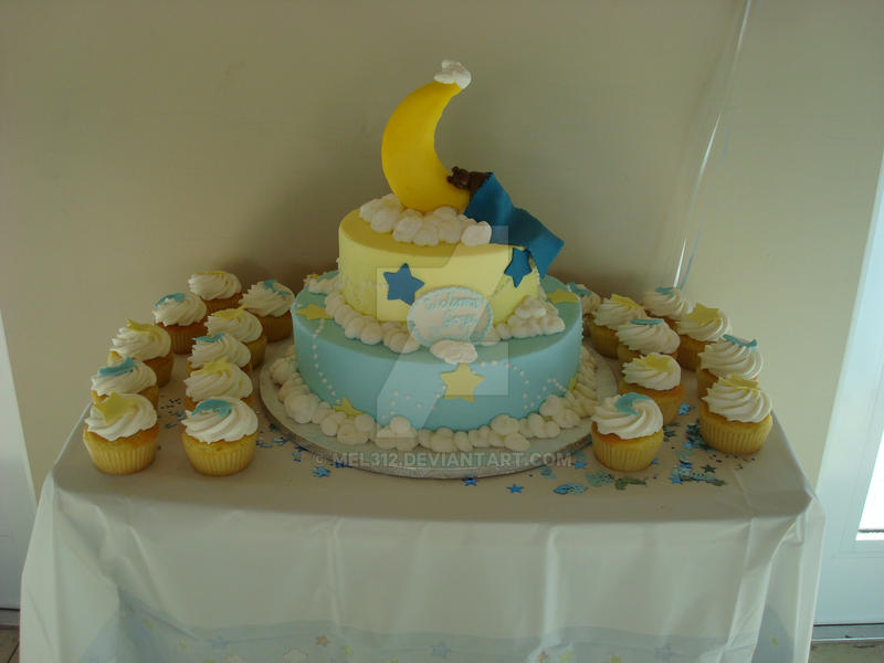 Image Result For Baby Shower Cake