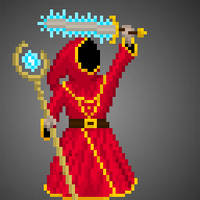 Magicka Pixel Fan Art