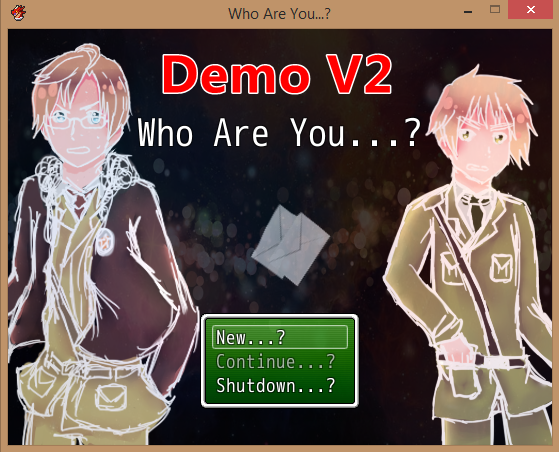Who Are You...? [HETALIA GAME] [DemoV2] by sophloulou