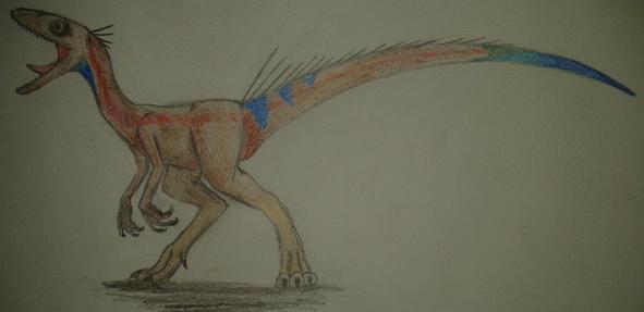 deviant of the Jurassic by Axawatta3