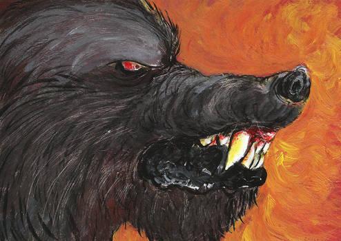 Bad Moon Rising: Wolf