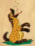 Skittles Hyena