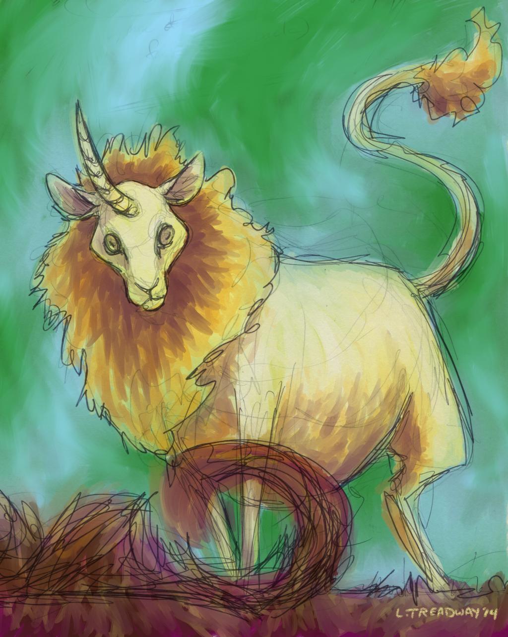 Sheepicorn by ltread