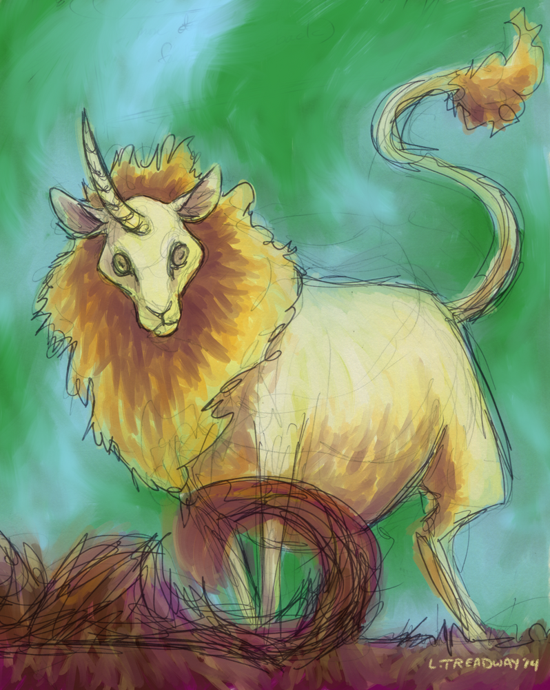 Sheepicorn
