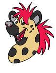 Cherry Hyena