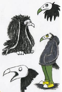 Vulture Guy 1