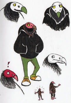 Vulture Guy 2