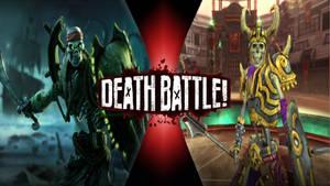 Death Battle: Spinal vs Valeska