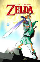...The Master Sword!! by classicgamer76