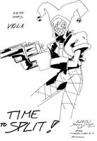 Time Splitters 2 - Viola by classicgamer76