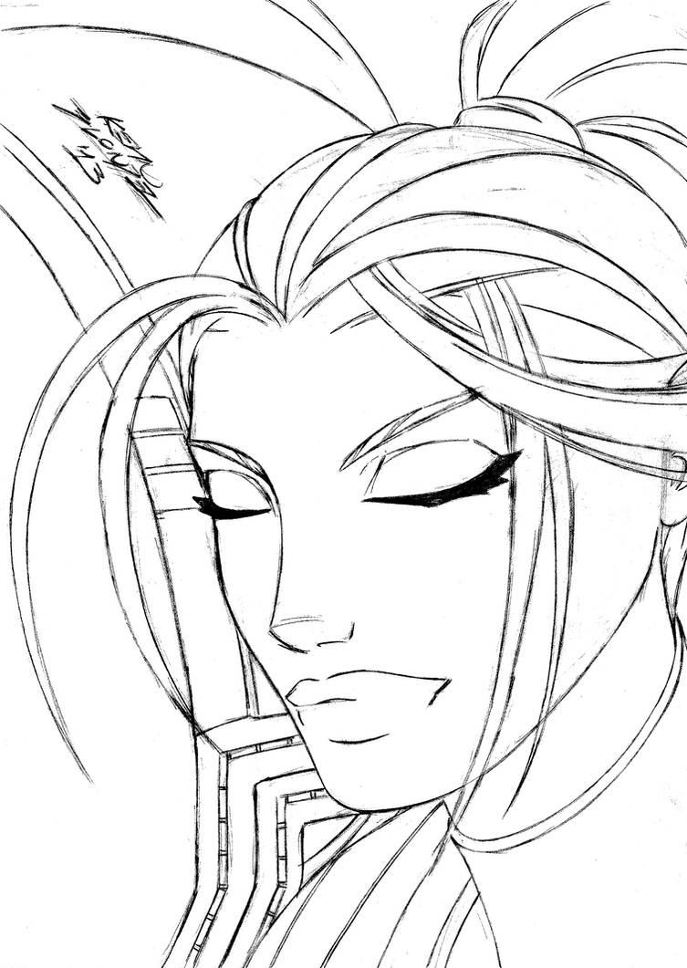 Samus Aran by classicgamer76