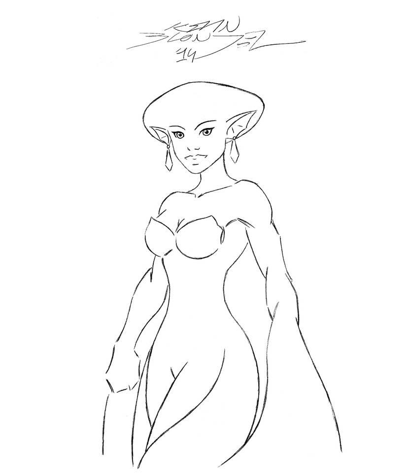 Princess Ruto by classicgamer76