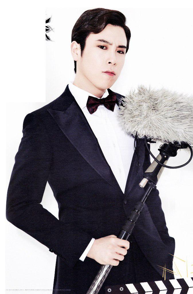 [BLOCK Bs 1st anniversary]Pyo Jihoon a.k.a P.O by