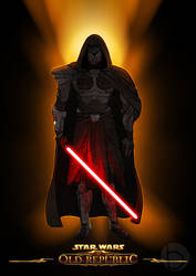Sith Warrior by B-1ne