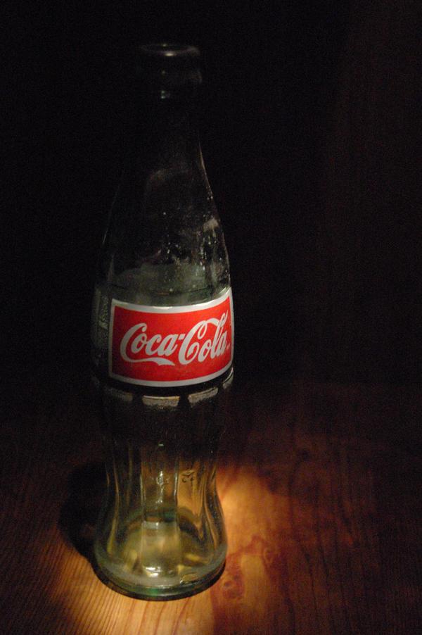 la botella de coque by nwm664-09