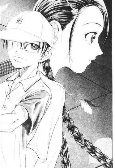 Ryoma And Sakuno By Tennis Prince