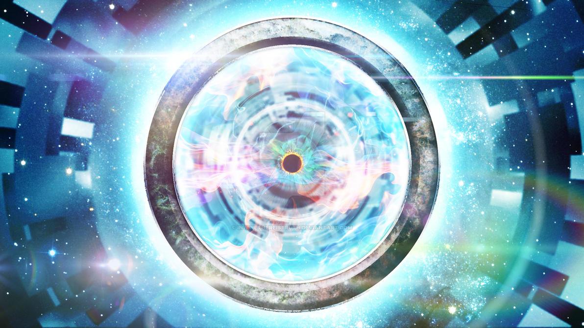 EyeOfTheCosmos by InWineThereIsTruth