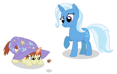 Trixie_1 by The-Smiling-Pony