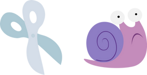 Snips and Snails' cutie marks