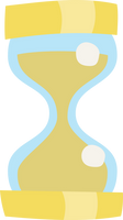 Hourglass cutie mark