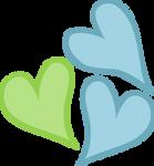 Lemon Hearts' cutie mark