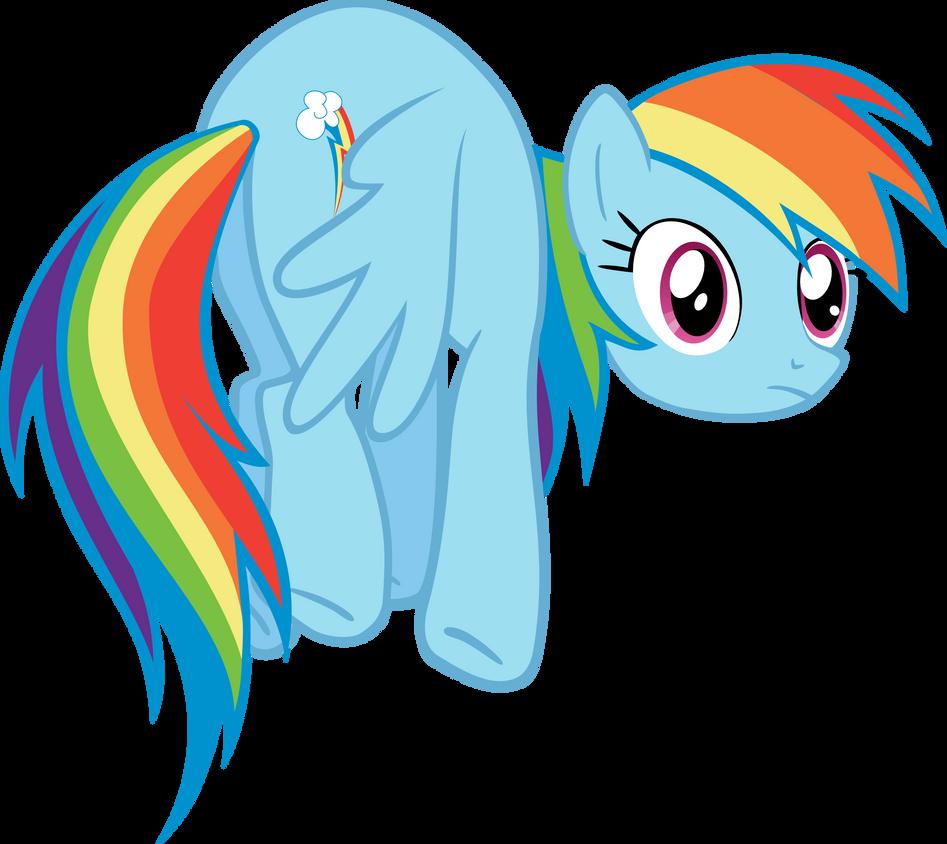 Random Dash 01b by The-Smiling-Pony