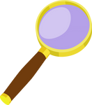 Magnifying glass cutie mark