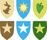 Winter Wrap Up badges