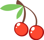 Cherries cutie mark