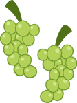 Grapes cutie mark