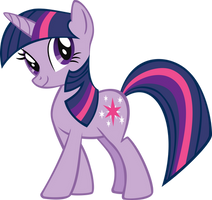 Twilight Sparkle by The-Smiling-Pony