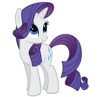 Rarity 01 by The-Smiling-Pony