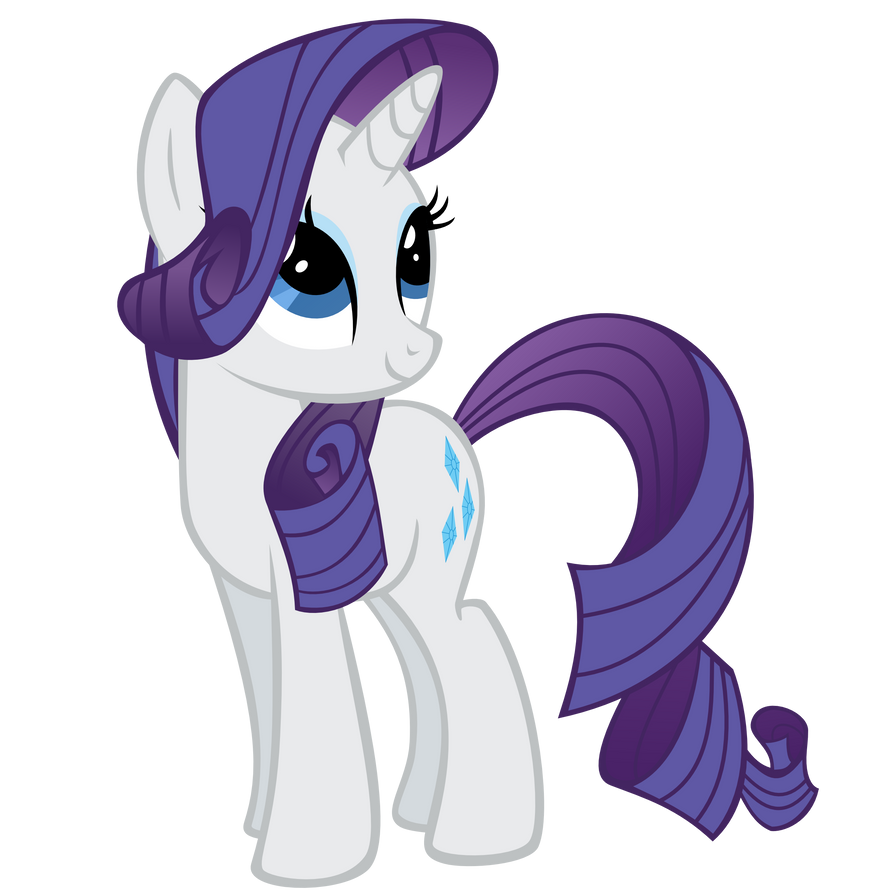 Pony Spotlight Rarity