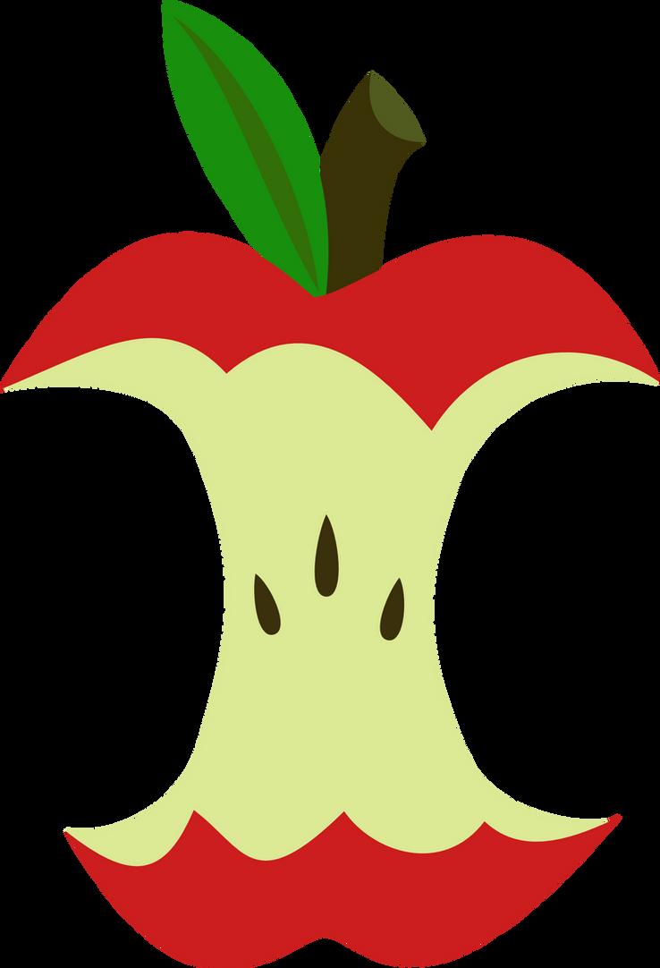 50 renders alimentation my little pony Apple_core_cutie_mark_request_by_rildraw-d489cw2