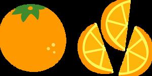 The Oranges' cutie marks