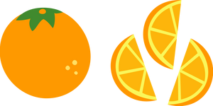 The Oranges' cutie marks