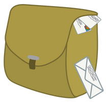 Mail bag request by The-Smiling-Pony
