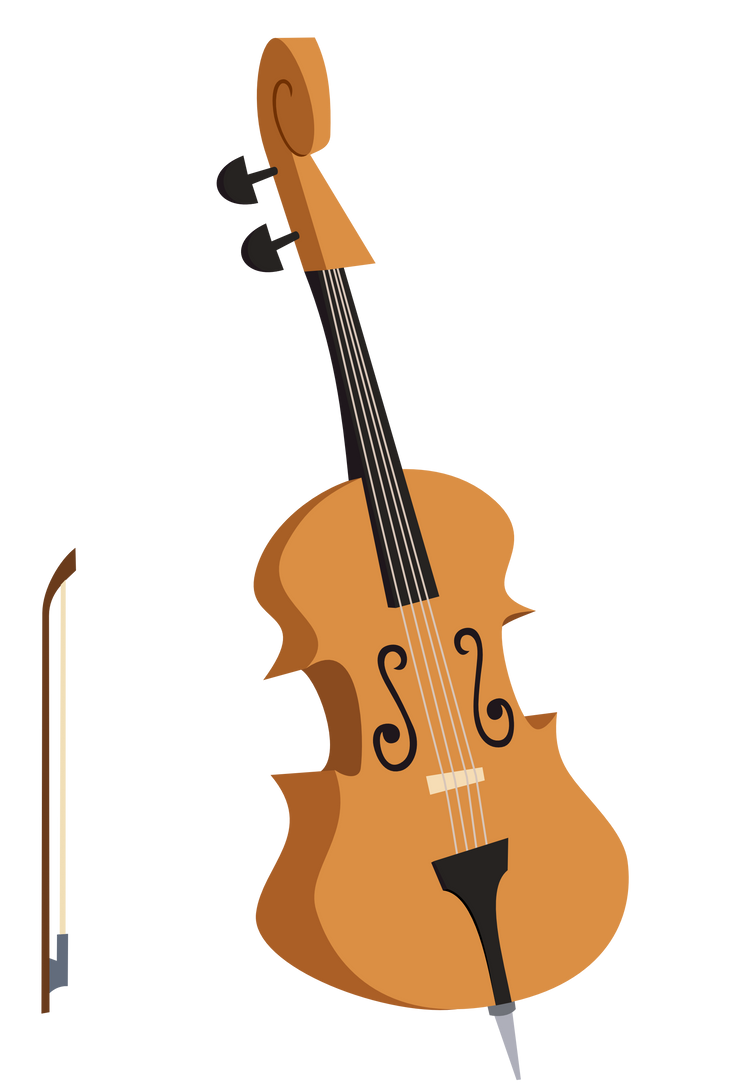 Octavia's Cello or Double Bass by The-Smiling-Pony