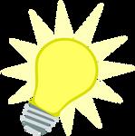 Lightbulb cutie mark request