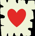Stamp cutie mark