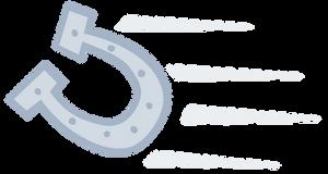 Flying horseshoe cutie mark request