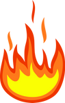 Fire cutie mark