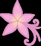Plumeria cutie mark