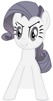 Rarity WANT by The-Smiling-Pony