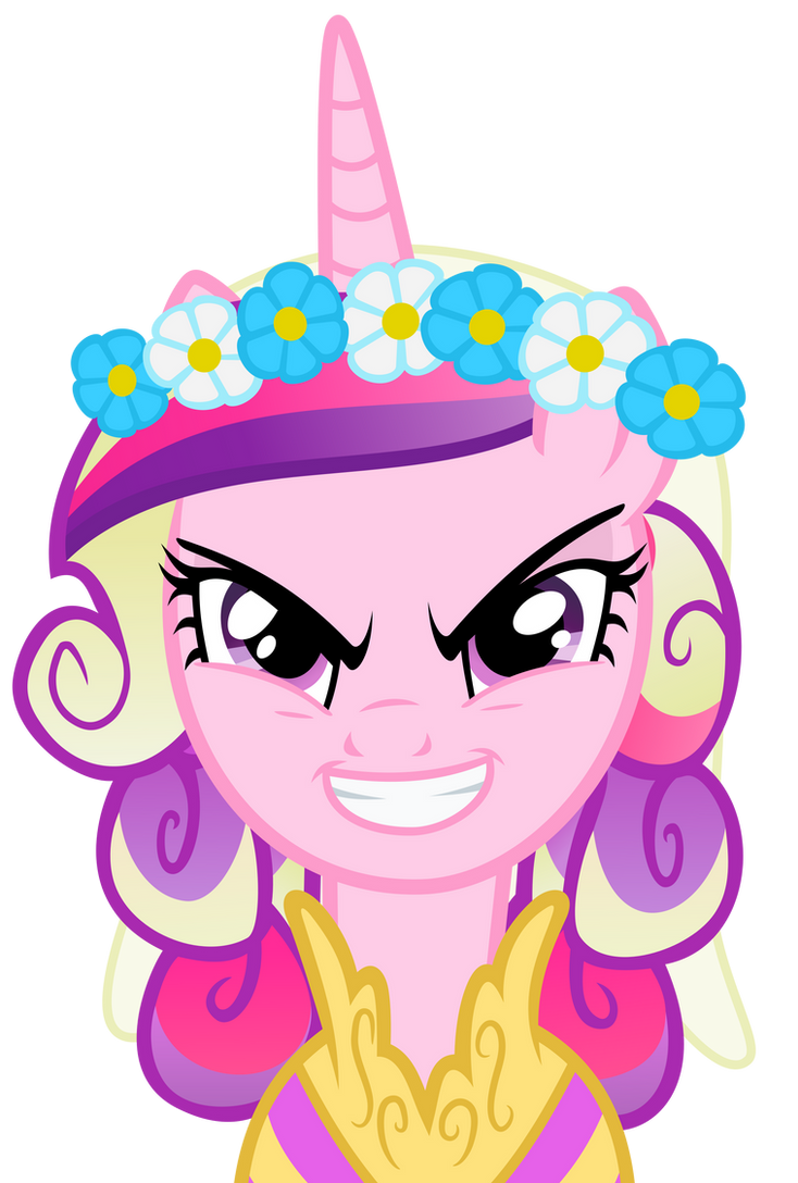 Evil Cadence is best princess by The-Smiling-Pony on ...
